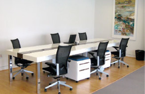 Open Office Space - Interior Definition &  Furniture Design